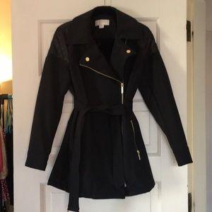 b55b34063d8 MICHAEL Michael Kors Jackets   Coats - Michael Kors Black trench coat